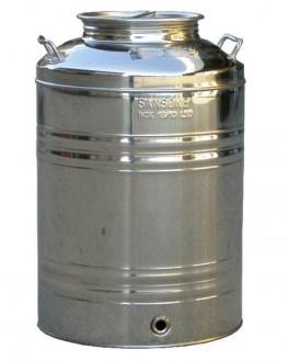 Δοχείο INOX 150L